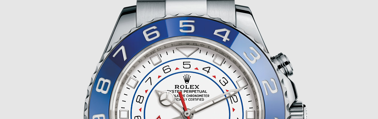 d837f641217 Rolex Oyster Perpetual Yacht-Master II - Gobbi 1842 Milano